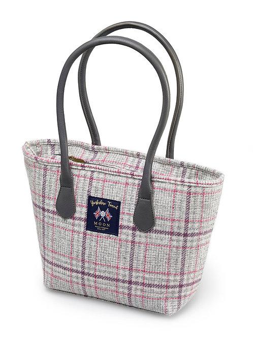 Moon & Co Yorkshire tweed tote bag