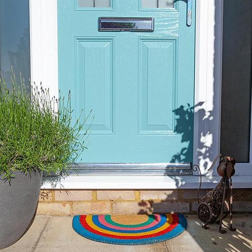 Rainbow Door Mat - 60cm x 40cm