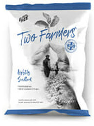 Two Farmers' Lightly Salted Crisps 40g