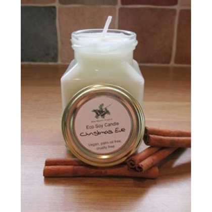 New Haven Eco Soy Candle - Winter Evening - Large