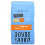 FOODBANK Doves Farm Organic Self Raising Flour - 1 Kg