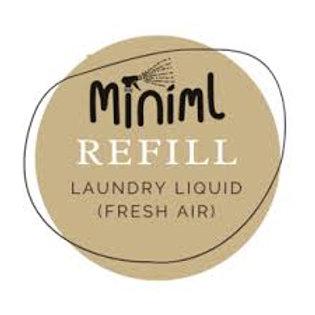 Miniml Laundry Liquid, Fresh - 1 Litre