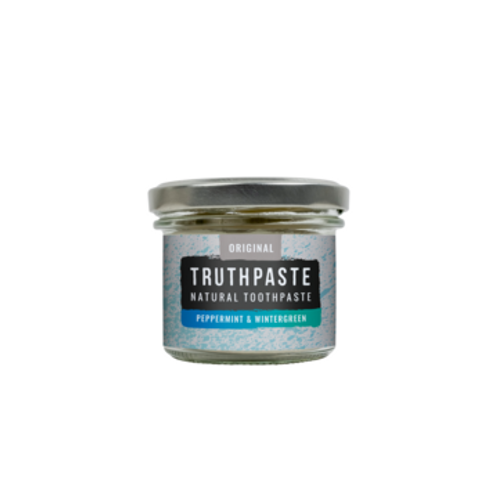 Truthpaste Natural Mineral Toothpaste Peppermint & Wintergreen 120g