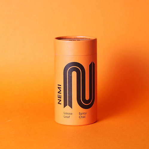Nemi Loose Leaf  Spicy Chai Tube 125g