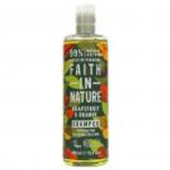 FOOD BANK Faith in Nature Shampoo Grapefruit & Orange 400ml