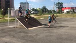 Приглашаем на скейт - площадку «EXTRIM-TIM»!