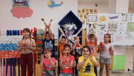 День 12 «Остров Русских традиций»