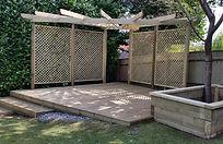 Decking in Shrewsbury,Telford, Bridgnorth, by Decking and Pergolas Ltd