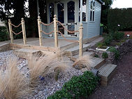 Decking in Telford by Decking and Pergolas Ltd