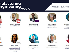 Introducing the Manufacturing and Engineering Week Industry Advisory Council