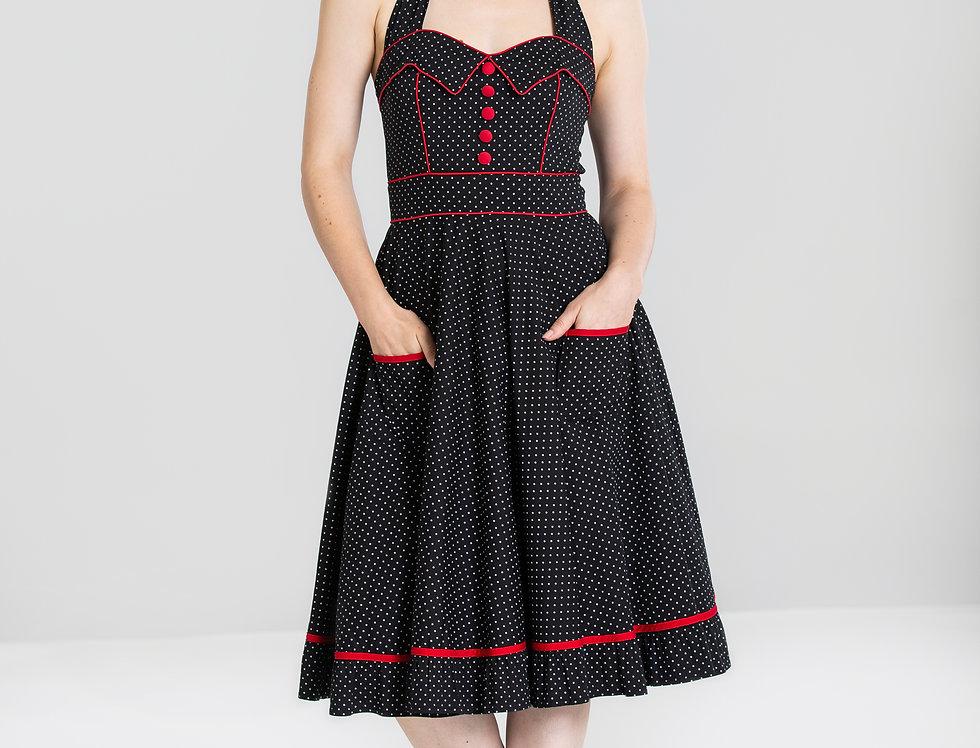Vanity dress Black