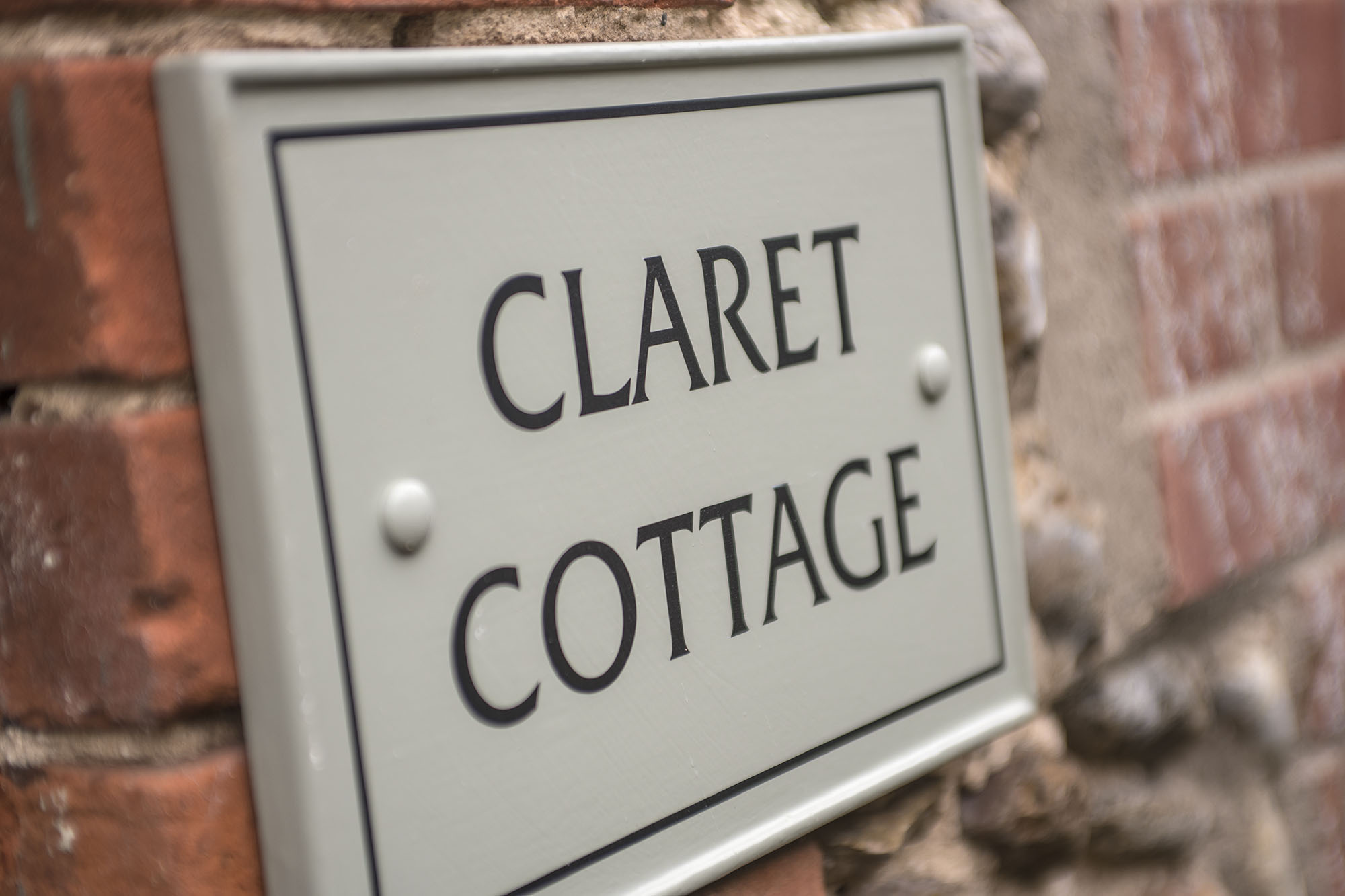 Claret Cottage