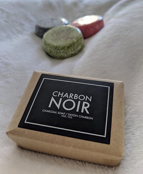 Savon Charbon