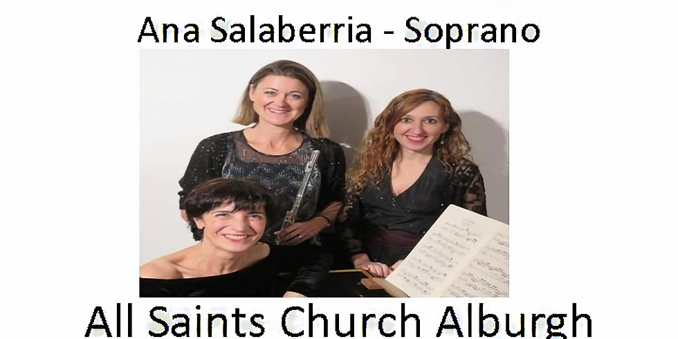 SuAnLo Trio - Winter Concert