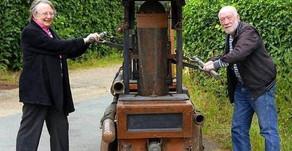 The Harleston Fire Engine