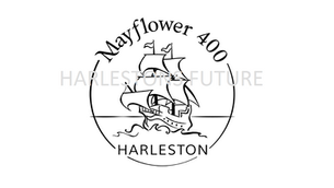 Mayflower 400 Logo