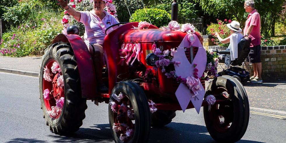 Pink Ladies Tractor Run