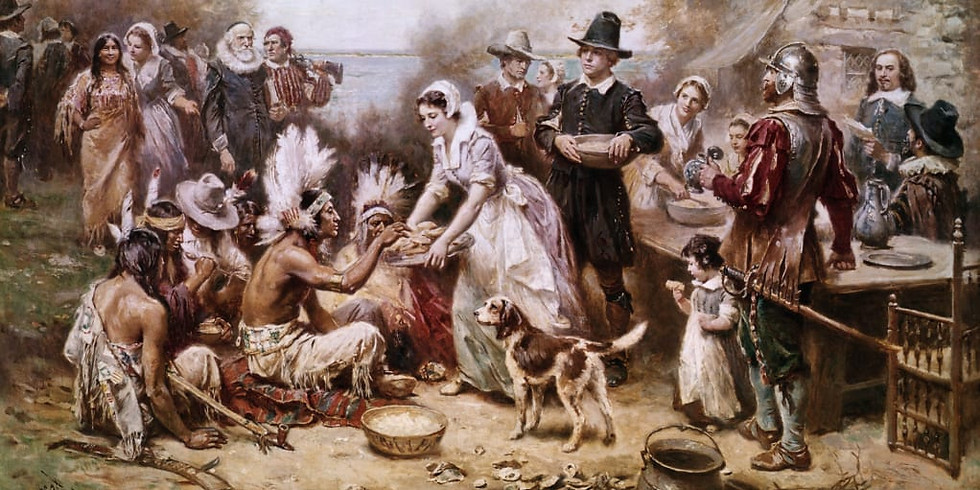 Mayflower Lecture: The Art of the Pilgrim Fathers