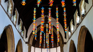 Cranes in the Church