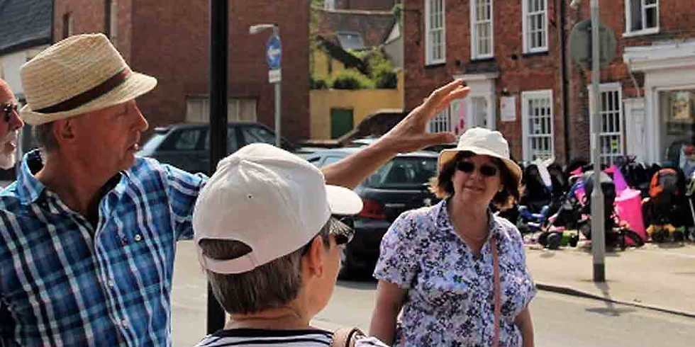 Guided Walk: Harleston Highlights
