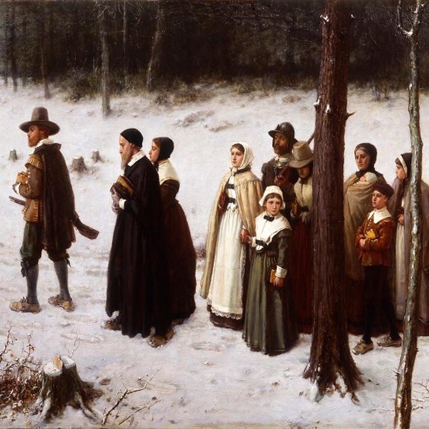 Online Talk - The Mayflower: The Making of America's Foundation Myth, 2020