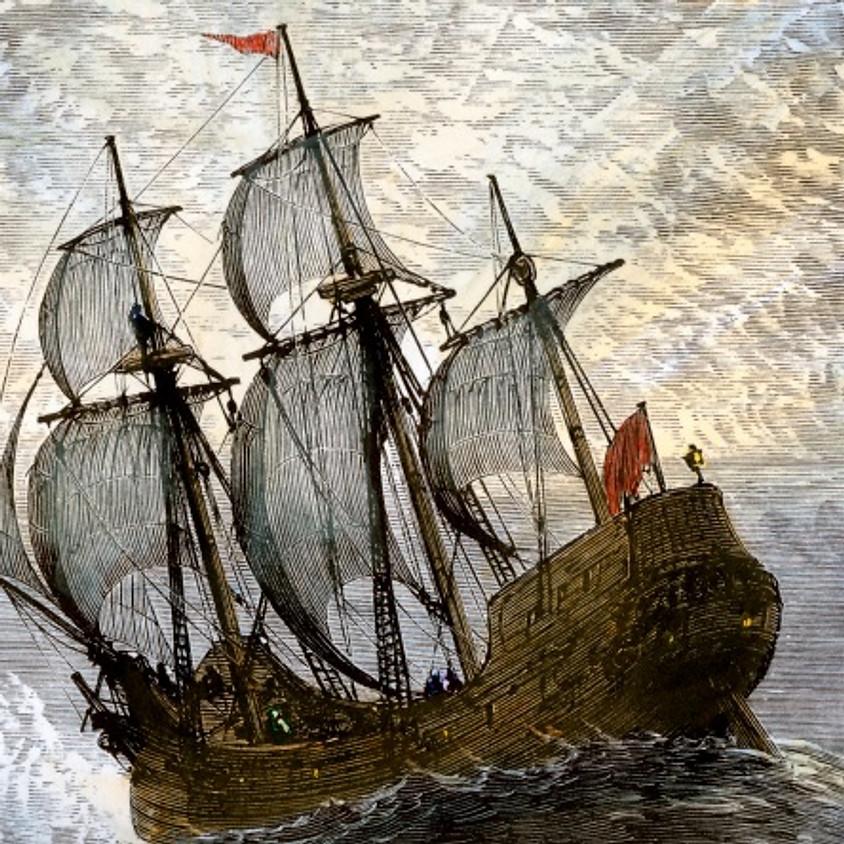 Online Talk: The Mayflower: Myths, Truths and Legacies