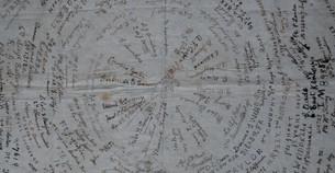 Harleston World War I tablecloth