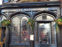 Literary Bloomsbury