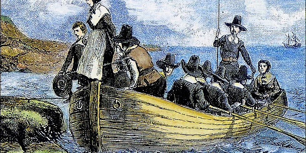 Mayflower Lecture: Explaining Migration: POSTPONED
