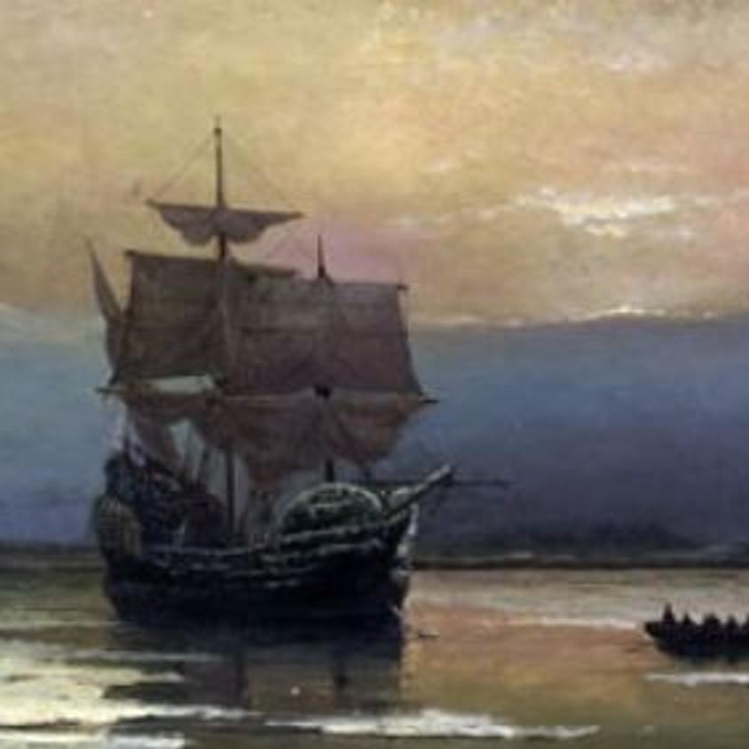 The Mayflower: A London-Leiden Adventure - Postponed