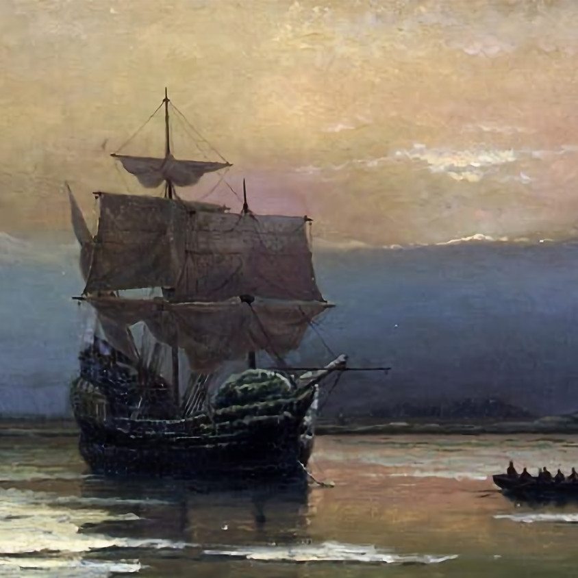 The Journey to the Mayflower