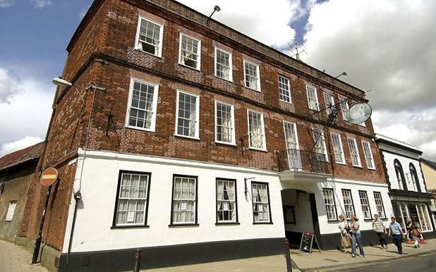 The Swan Hotel, Harleston