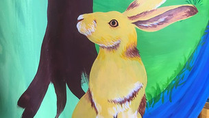 Hare on Hare
