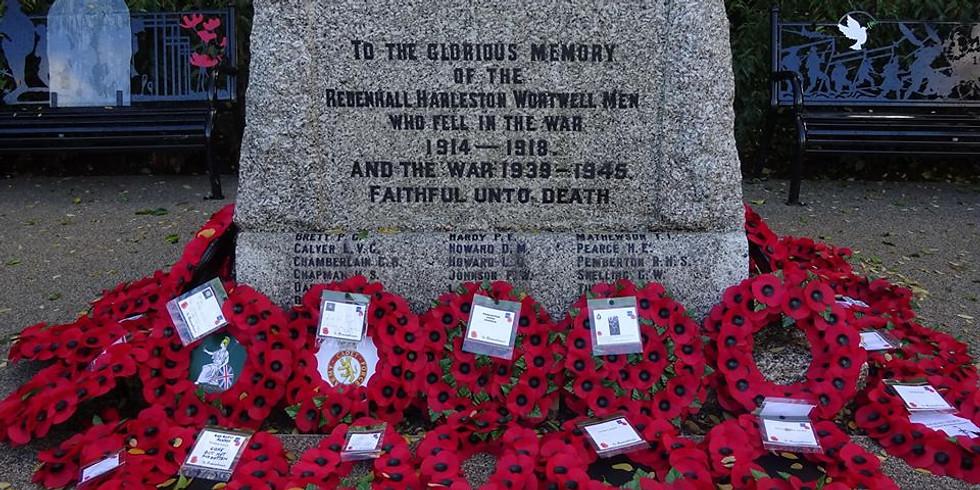 Guided Walk: Harleston at War