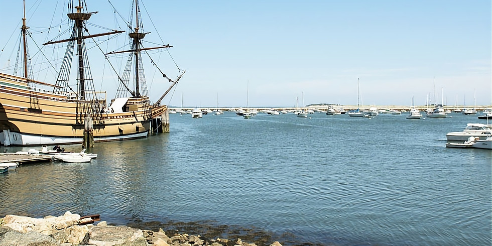Mayflower Lecture Online: The Two Mayflowers
