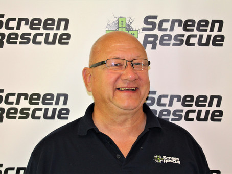 Screen Rescue welcome new franchisee