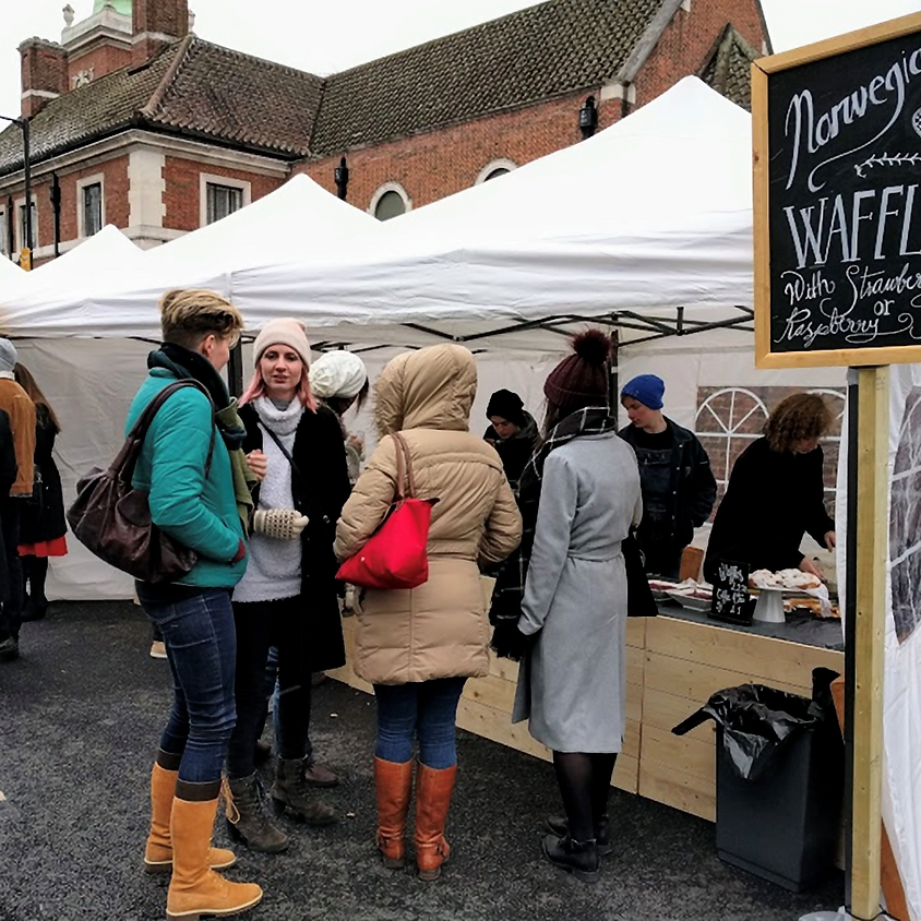 Scandinavian Spring Market