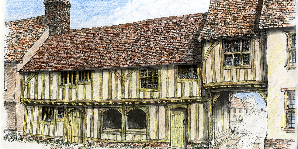Mayflower Lecture Online: Meet Old Harleston