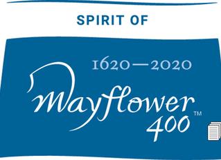 Mayflower in London