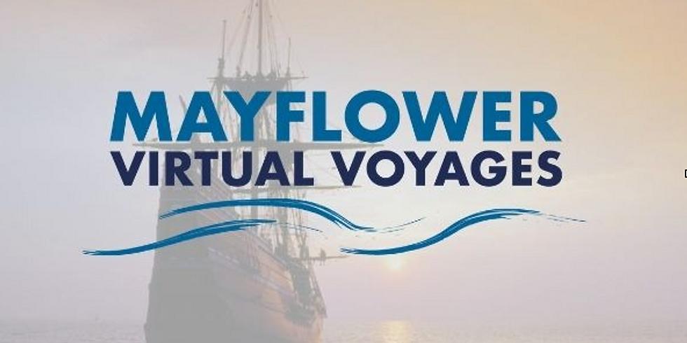 Mayflower: Virtual Voyages