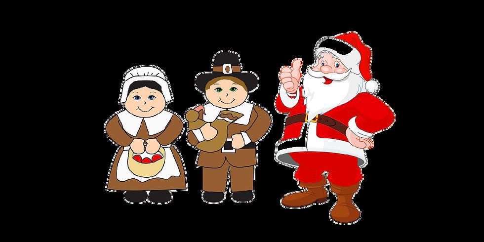 Mayflower: Christmas Treasure Trail