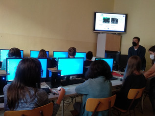 Workshop s Micro:bitmi