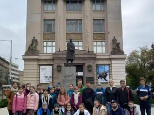 Návšteva Prírodovedného múzea