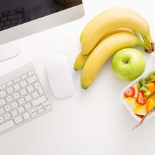 5 Ways to eat well at work