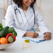 The importance of seeking advice from a dietitian