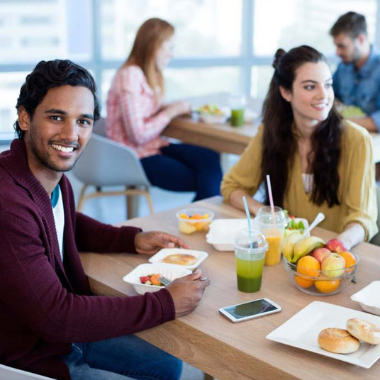 Health eating in the workplace
