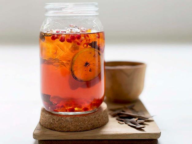 Rooibos & Cinnamon Ice Tea
