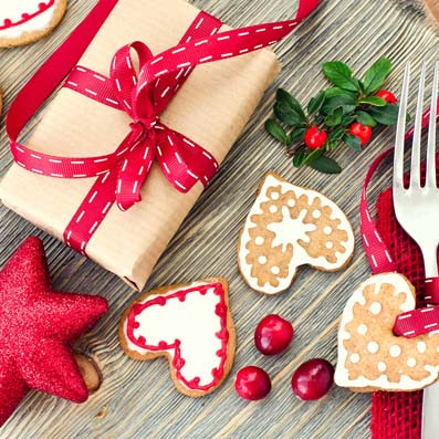How dietitians stay healthy over the festive season