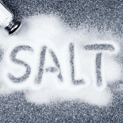 Should you really be eating less salt?