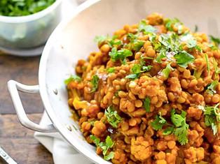 Red Lentil Veg Curry